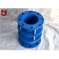 China Ductile Iron Pipe Coupling Joint Spigot Pipe End Sprayed Metallic Zinc Coating on sale