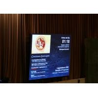 Quality HD SMD2020 P3 LED Display Giant LED Screen For Auditorium / Broadcasting Room for sale