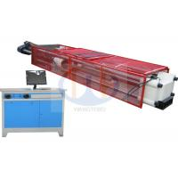 Ropes Breaking Force Horizontal Tensile Tester , Data Query Tensile Testing Equipment Manufactures