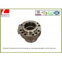 Aluminum Turned Metal Parts , Custom Machined Parts For Aerospace Device Manufactures