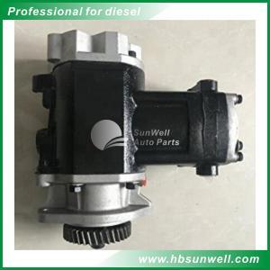 Genuine Dongfeng Cummins 6CT8.3 diesel engine part Air Compressor 3558006 Manufactures