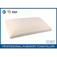 Buy cheap Thailand Latex Foam Rubber Bread Shape Pillow / Healthcare Pillow from wholesalers