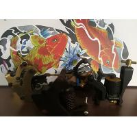 Non - Disposable Rotary Tattoo Gun Machine Low Noise With Stable Performance Manufactures