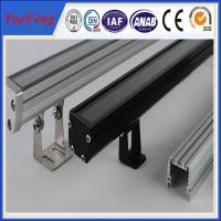 Reasonable price led alu profil for led strip with diffuser in china Manufactures