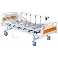 Quality Medical Equipment Home Care Manual Steel Hospital Bed for sale