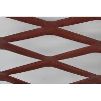 Flattened Expanded Aluminum Mesh With 4x8 Feet Size For Screening Or Security Manufactures