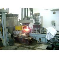 China Cr steel square and round billet caster horizontal casting machine on sale