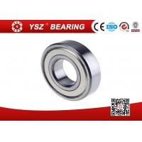 High speed low noise 6201zz electric motor deep groove ball bearings Manufactures