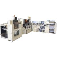 MK9 Cigarette Making Machines With AC Servo Motor Lower Noise Manufactures