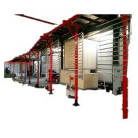 Best Sale Powder Coating Paint Lines Systems Automatic Spray Painting Line for Industrial