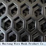 Plain Steel Perforated Metal Manufactures