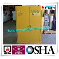 Steel Chemical Flammable Liquid Containers With Grounding Connector Manufactures
