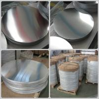 Non-stick Painting 1100 1060  1050 3003 Aluminium Circle for Cookware 200 - 1000mm Dia Manufactures