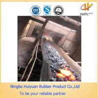 Anti High Temperature Rubber Conveyor Belts (100degree to 300 degree) Manufactures
