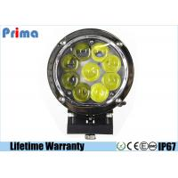 China 45 Watt Round Cree LED Driving Light Combo Beam Water Dust Proof 5 Inch Size on sale