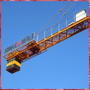 Construction Building Tower Cranes Provided for Sale QTZ80(5513) Manufactures