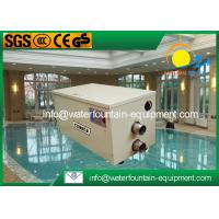 50Hz Electric Spa Heater For Circulation, Jacuzzi Hot Tub Heater CE Approved Manufactures