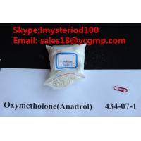 Anadrol 434-07-1 Muscle Building Anabolic Steroids without Side Effects for Anti Hair Loss / Anti Aging Manufactures