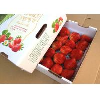 factory delivery carton fruit box for packing Manufactures