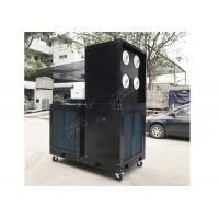 China 29kw Commercial AC Unit Plug / Play Portable Air Conditioner 10HP R417a Refrigerant on sale