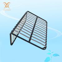 China Bedroom Furniture Poplar Wood Slat Bed Base Manufacturer on sale