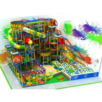 Trampoline Park And Indoor Playground Equipment For Family Entertainment Center Manufactures
