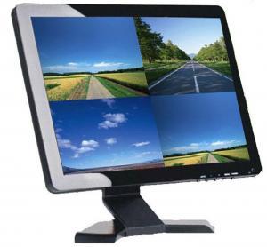 China 1280 x 1024 HD 19 inch CCTV LCD Monitor with BNC HDMI VGA inputs on sale