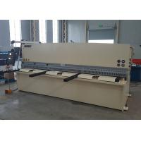 High Performance Hydraulic Shearing Machine For Steel Sheet Cutting MS7-4x3200 Manufactures