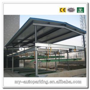 2 Level Puzzle Car Parking Lot Solutions/Dongyang Parking /Automated Car Parking Solution Manufactures