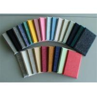 China Soundproof Polyester Fiber Acoustic Panel wholesale