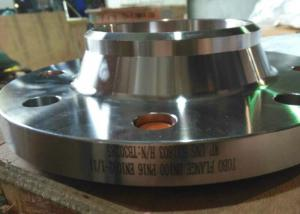 China C70600 ANSI 90/10 Copper Nickel WN Welding Neck Flange on sale