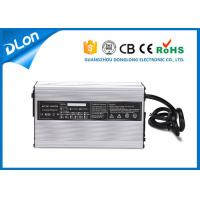 CE &ROHS High efficiency 12v / 24v / 36v / 48v / 72v battery charger for electric pallet truck 25a to 6a Manufactures