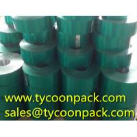 China Green Color Aluminum Foil Strips on sale