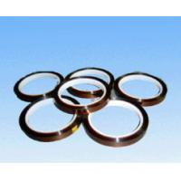 Sigle side polyimide adhesive tape / Gold finger tape Manufactures