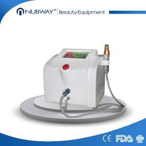 needle depth 0.5mm-3mm adjust skin rejuvenation fractional rf microneedle Manufactures