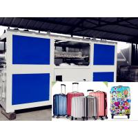 Suitcase / Luggage Making Machine / Fully Auto Type Vacuum Forming Machine (Left And Right Type) Manufactures