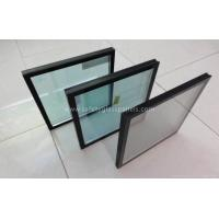 Commercial Clear Double Pane Insulated Glass Door And Curtain Wall Glass Manufactures