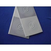 China Waterproof UPVC Ceiling Strips PVC Ceiling Panels For Residential on sale