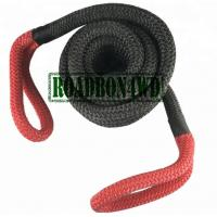 Superb weaving technology manufacture offroad recovery Kinetic snatch straps car towing strap Manufactures