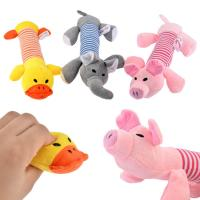 Buy cheap Funny Plush Puppies Squeaker Toys , Plush Stuffed Dogs For Entertainment from wholesalers