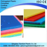 2mm 3mm 4mm 5mm 6mm Corrugated Plastic Manufactures