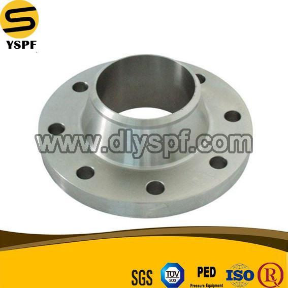 Quality ASTM A182 F304 F304L F316 F316L F321 ASTM A182 F51 F53 F55 Stainless Steel Welding Neck Flange for sale