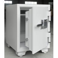 China Cold Rolled Steel Fireproof File Cabinet Electrostatic Epoxy Spraying Surface on sale