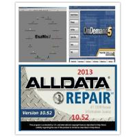 Alldata 10.52 Automotive Diagnostic Software,  Mitchell Ondemand 5 Manufactures