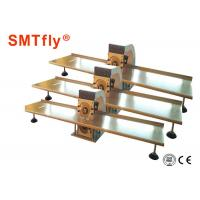 SMTfly-1S Pcb Board Machine , V Cut Machine Pcb Depaneling For Aluminum Boards Manufactures