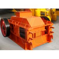 Quality Granite crusher type 2PG750x500 double rollers crusher Manufactures