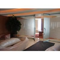 10MM Tempered Glass Panels For Walls , Internal Glass Partitions Manufactures