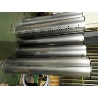 Corrugated Roofing Sheet Rolling Metal Forming Process , Sheet Metal Fabrication Process Manufactures