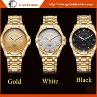 China 050 Full Gold Watch for Man Women Unisex Watches Luxury Watch Vintage Retro Watches Man on sale