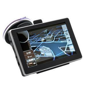 China 5 Inch GPS Navigator, Full Seg ISDB-T GPS, Mt3353, 800MHz CPU, Sdram 256MB, 800*480 Resolution on sale